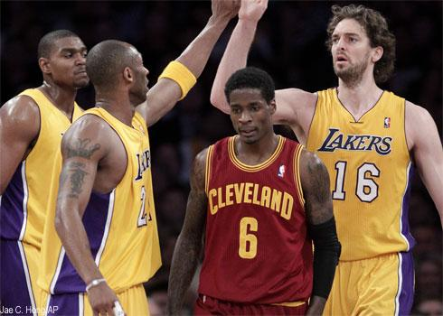 b9ab4a792 Cavs humiliated in 112-57 loss to Lakers - Sportsnet.ca