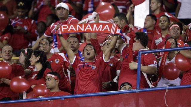 Image result for Panama football fans