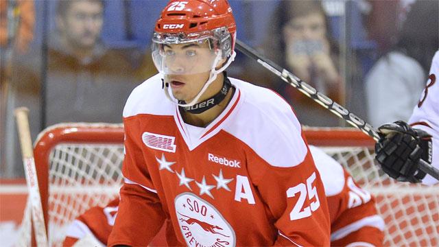 NHL Draft prospects  No. 7 Darnell Nurse - Sportsnet.ca 8a6e4cd39