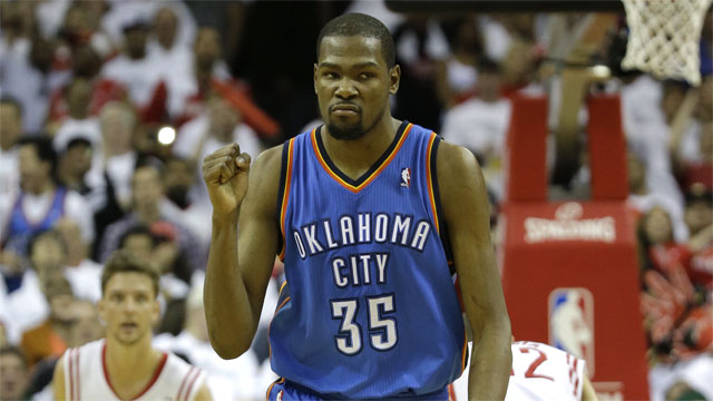 2557dd1d742e Report  Durant to join Jay-Z s Roc Nation Sports. Thunder star Kevin ...