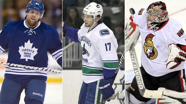 Playoff Push: Leafs, Canucks hope to clinch