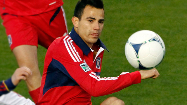 Prior to his time in the dutch league marco pappa played for chicago