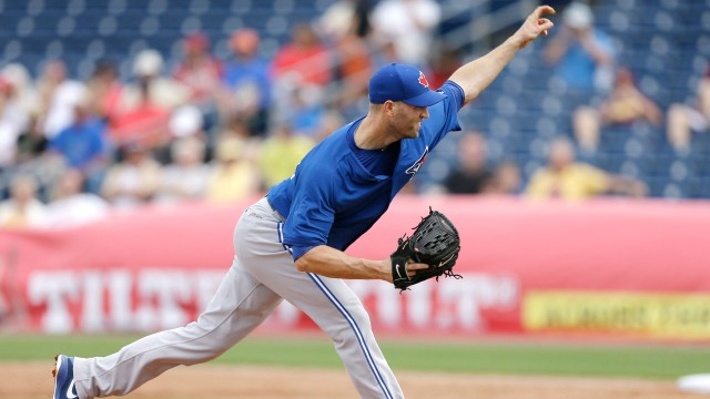 Anthopoulos: Happ not guaranteed rotation spot
