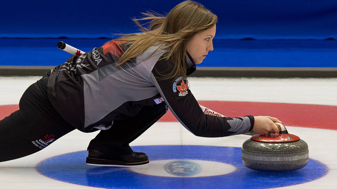 Homan Closing In On Playoff Berth At Worlds Sportsnet Ca