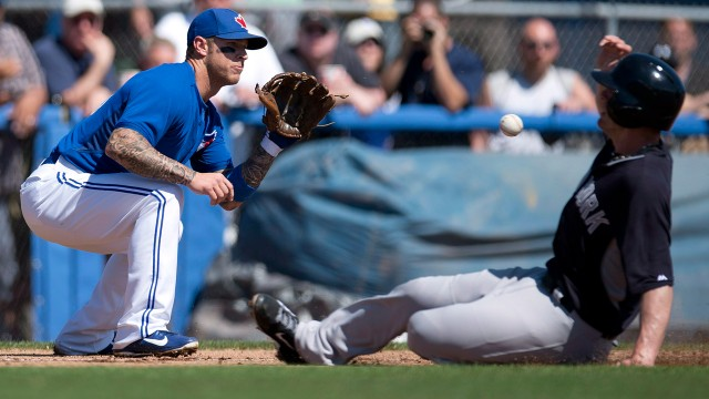 Jays play in 1st game to include instant replay