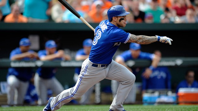 Jays win first series in Baltimore since '12