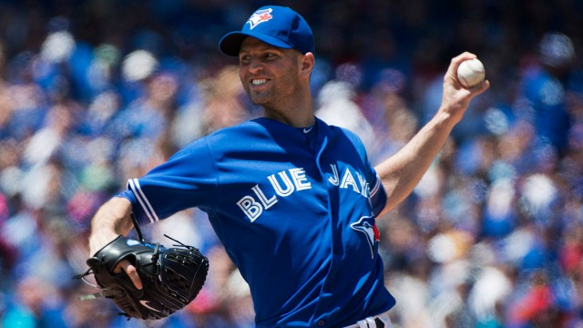 Happ and Blue Jays where they want to be