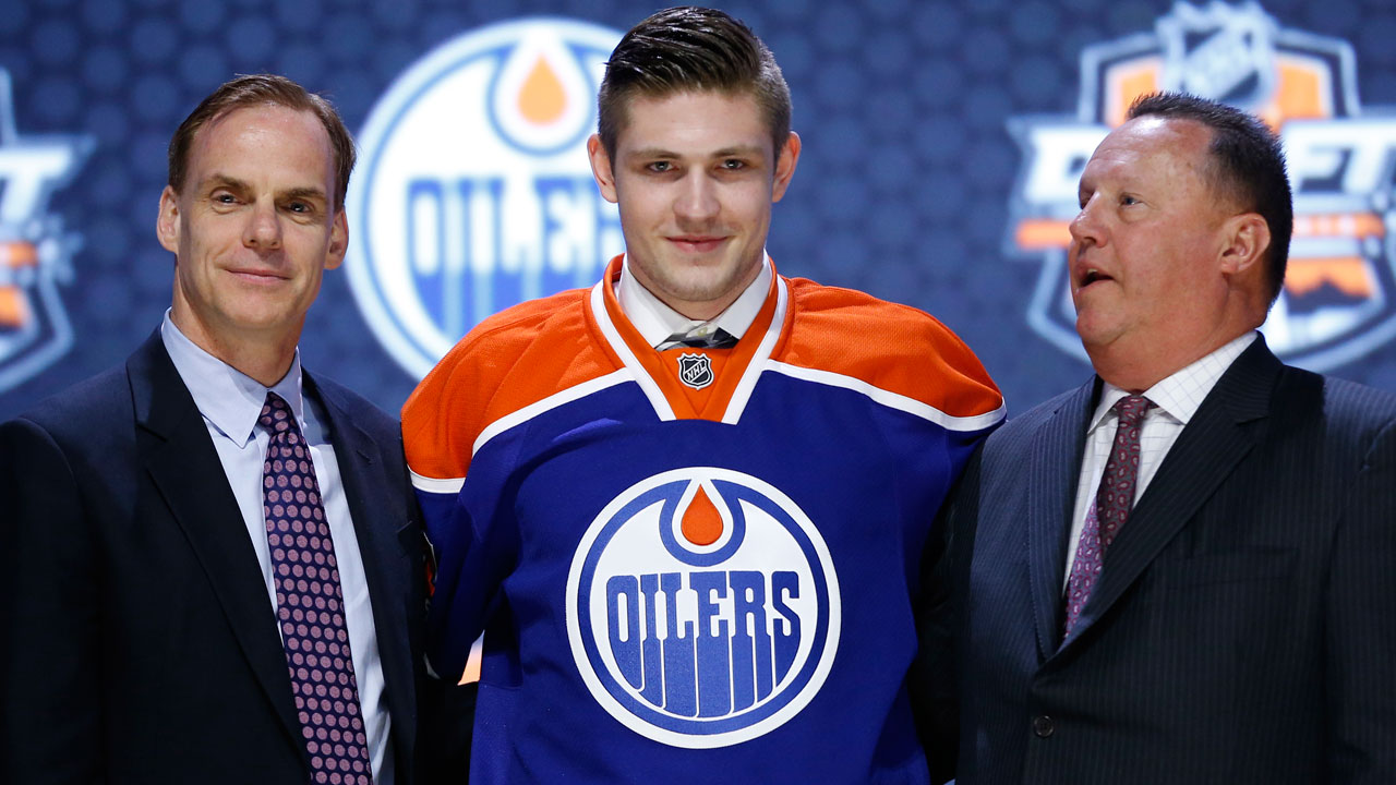 Oilers Expected To Send Draisaitl Back To WHL
