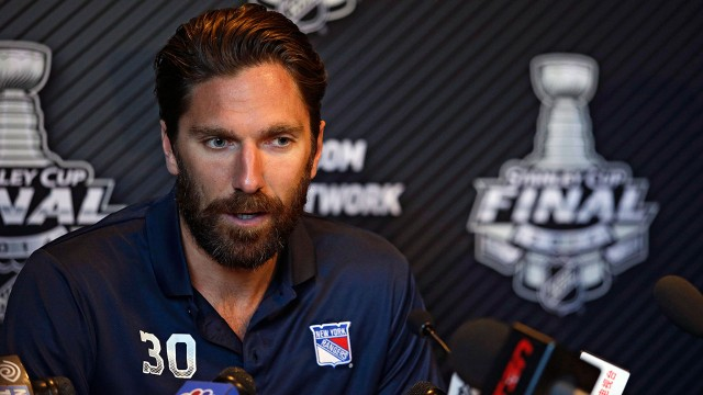 The Harsh Irony Of Stanley Cup Media Day