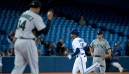 Pompey takes King Felix deep in Jays win