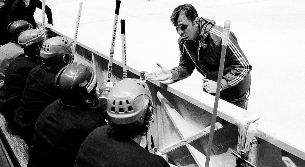 More On Soviet Hockey Coach Tikhonov - Dead At 84