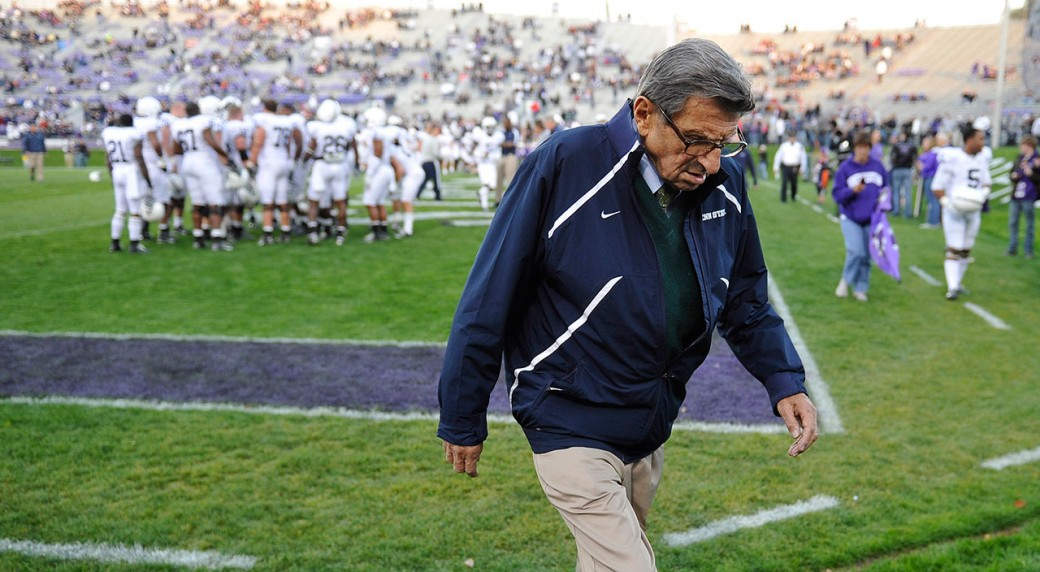 Joe Paterno Knew Sandusky's Secret Back in '76, Says New Doc