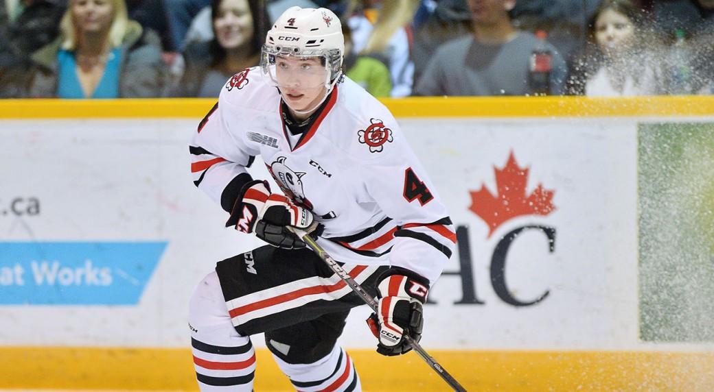 OHL: NHL Prospect Of Interest - 411 On Vince Dunn