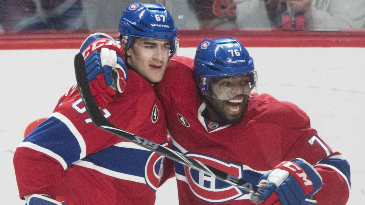 Three candidates to captain the Montreal Canadiens