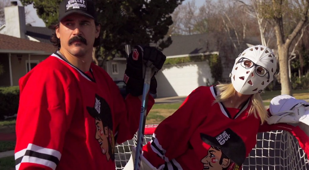 George Parros And Wife George Parros Starred in This