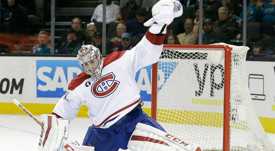 Carey-Price;-Montreal-Canadiens