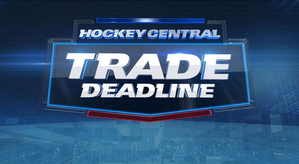 Deadline deals nhl