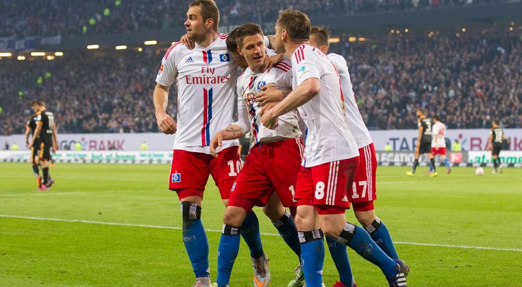Hamburger SV Staring At Bundesliga Relegation