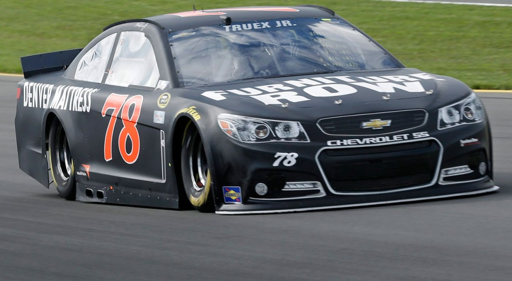 Byron wins truck series Pocono Mountains 150