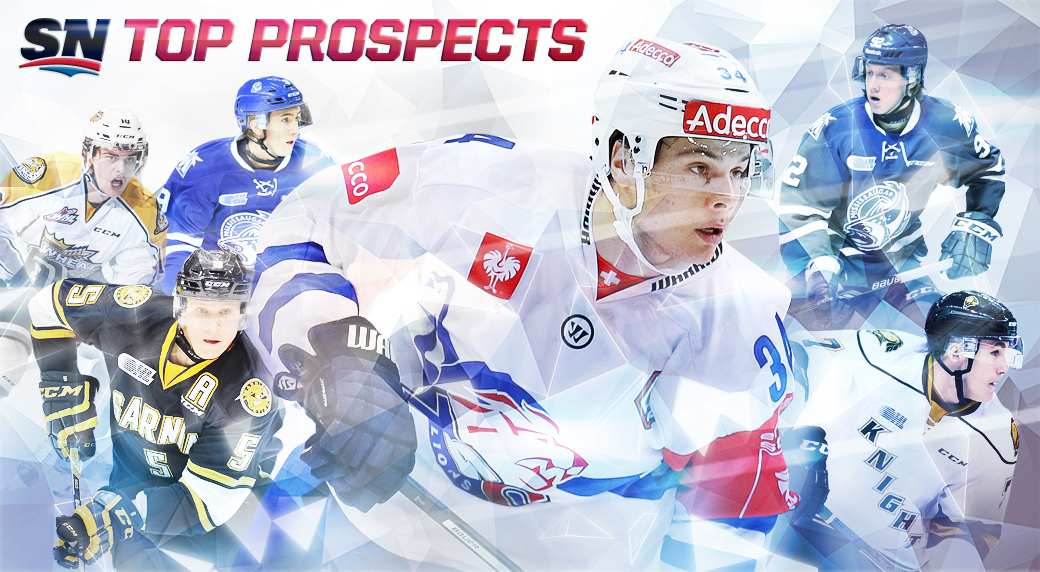 Cox's Top 30 2016 NHL Draft Prospects