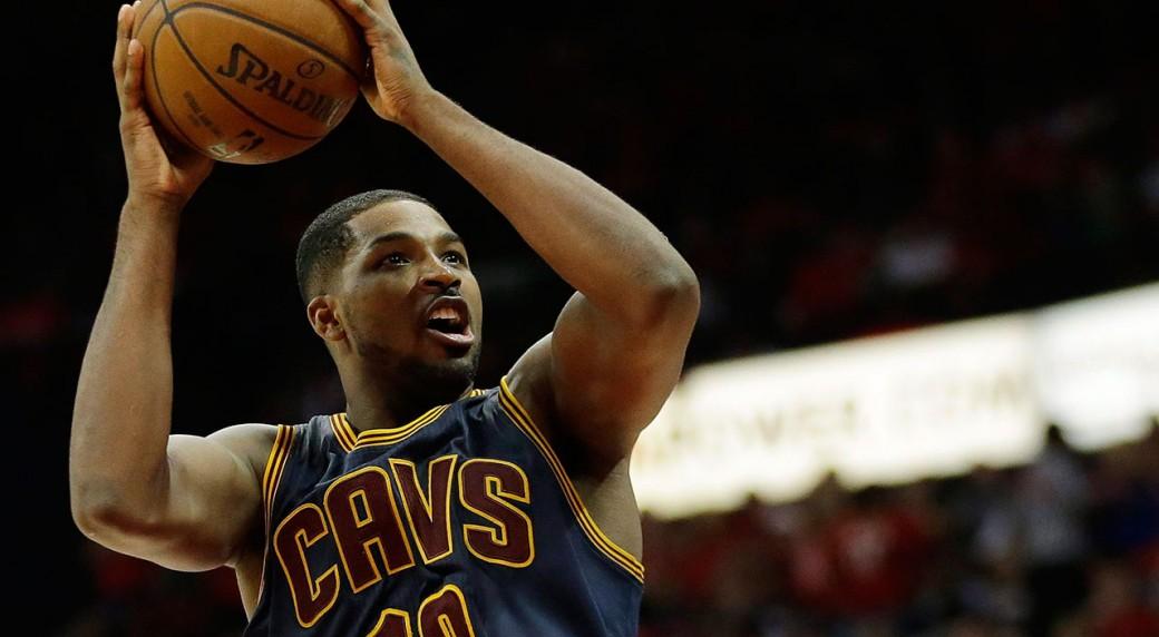Cleveland-Cavaliers;-Tristan-Thompson