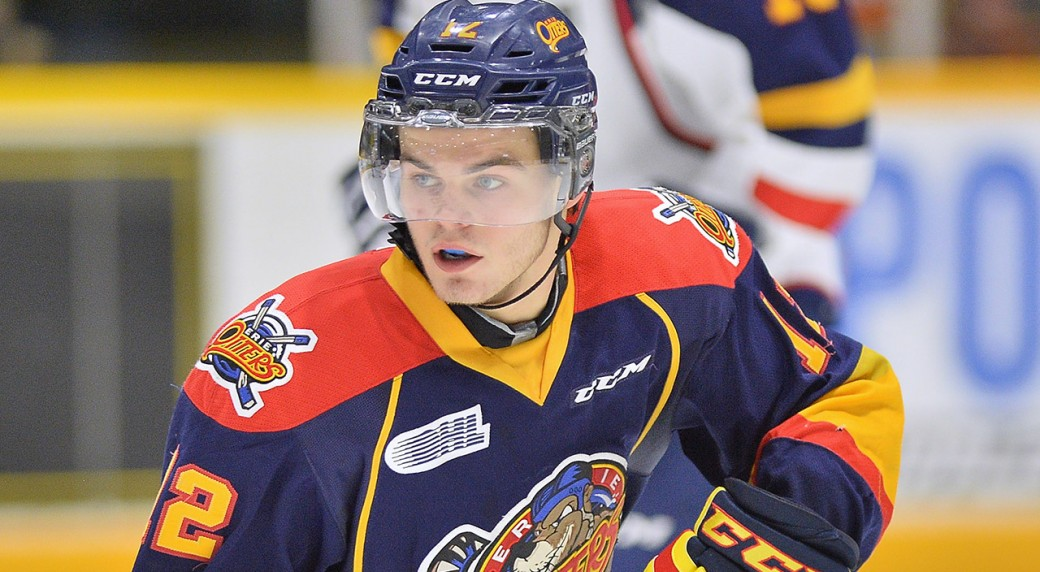 OHL: Otters' DeBrincat Proving All Doubters Wrong