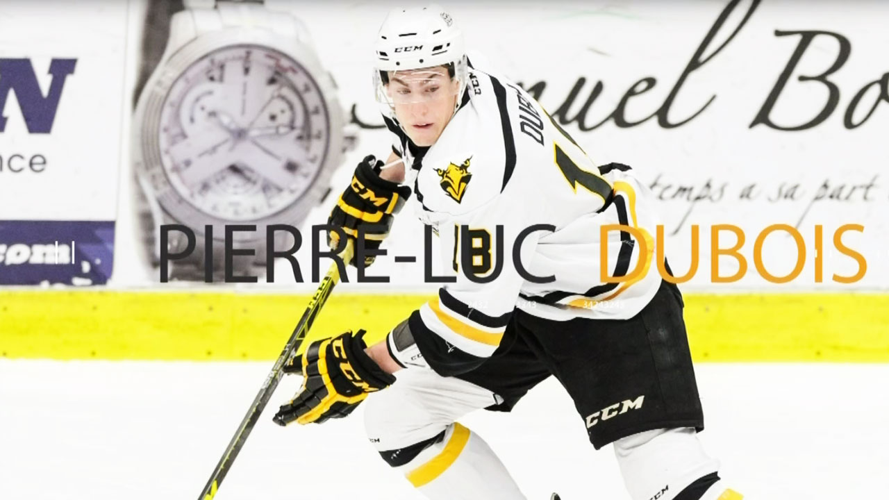 dabe880f4ea Top 5 Canadian prospects  Pierre-Luc Dubois - Sportsnet.ca