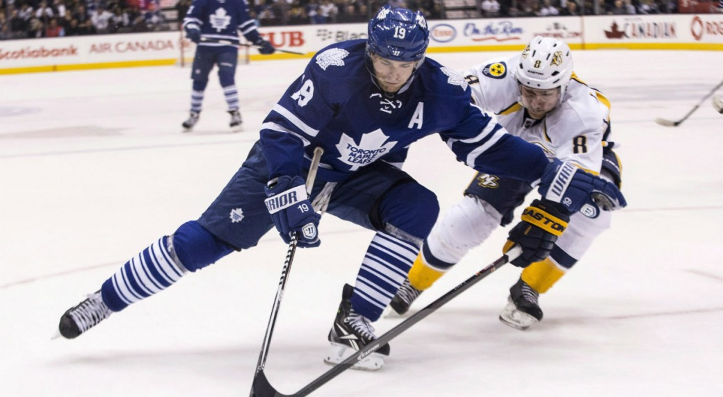 Rick Zamperin: Joffrey Lupul's allegations open up a can of worms for Leafs, NHL