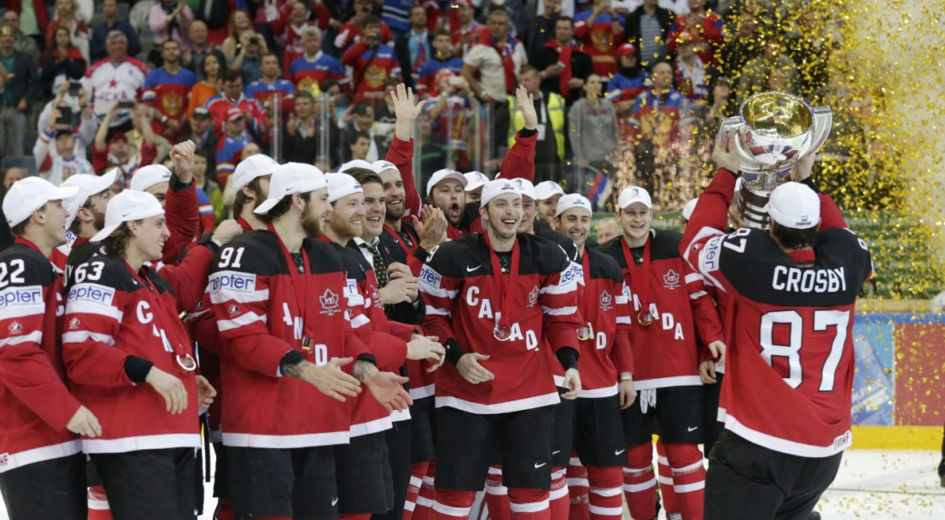 f24dcf392e5 Team Canada the clear favourite to win World Cup of Hockey ...