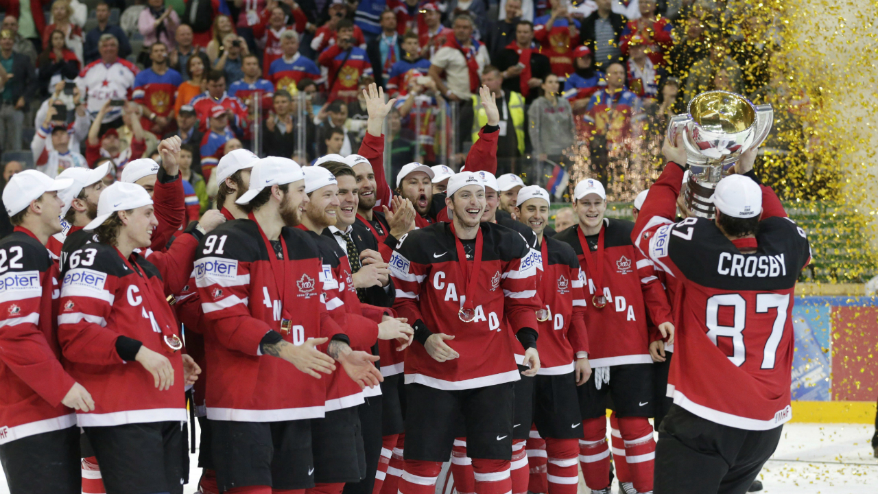 Team Canada the clear favourite to win World Cup of Hockey