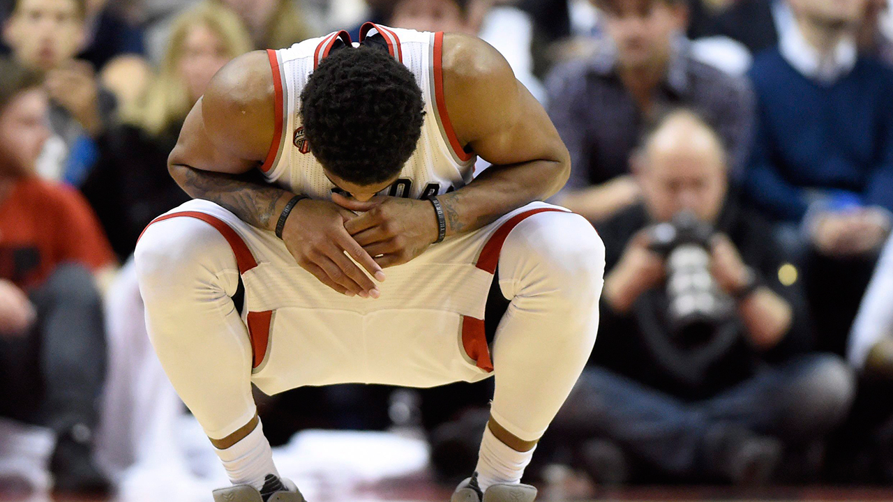 How a red shoelace could be swinging Raptors' fortunes vs. Heat - Sportsnet.ca