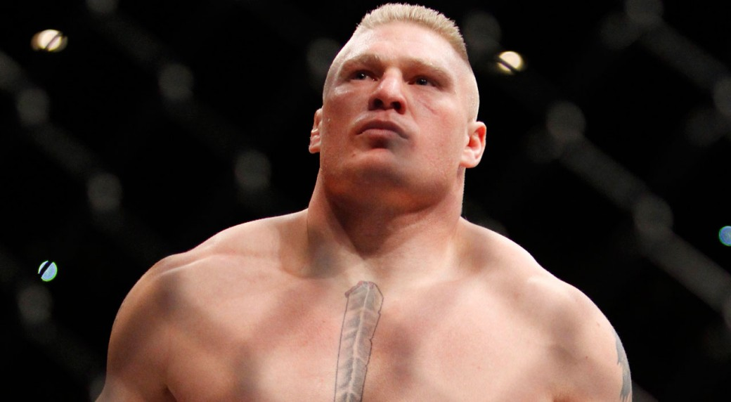 Look who's back: Lesnar to return for UFC 200