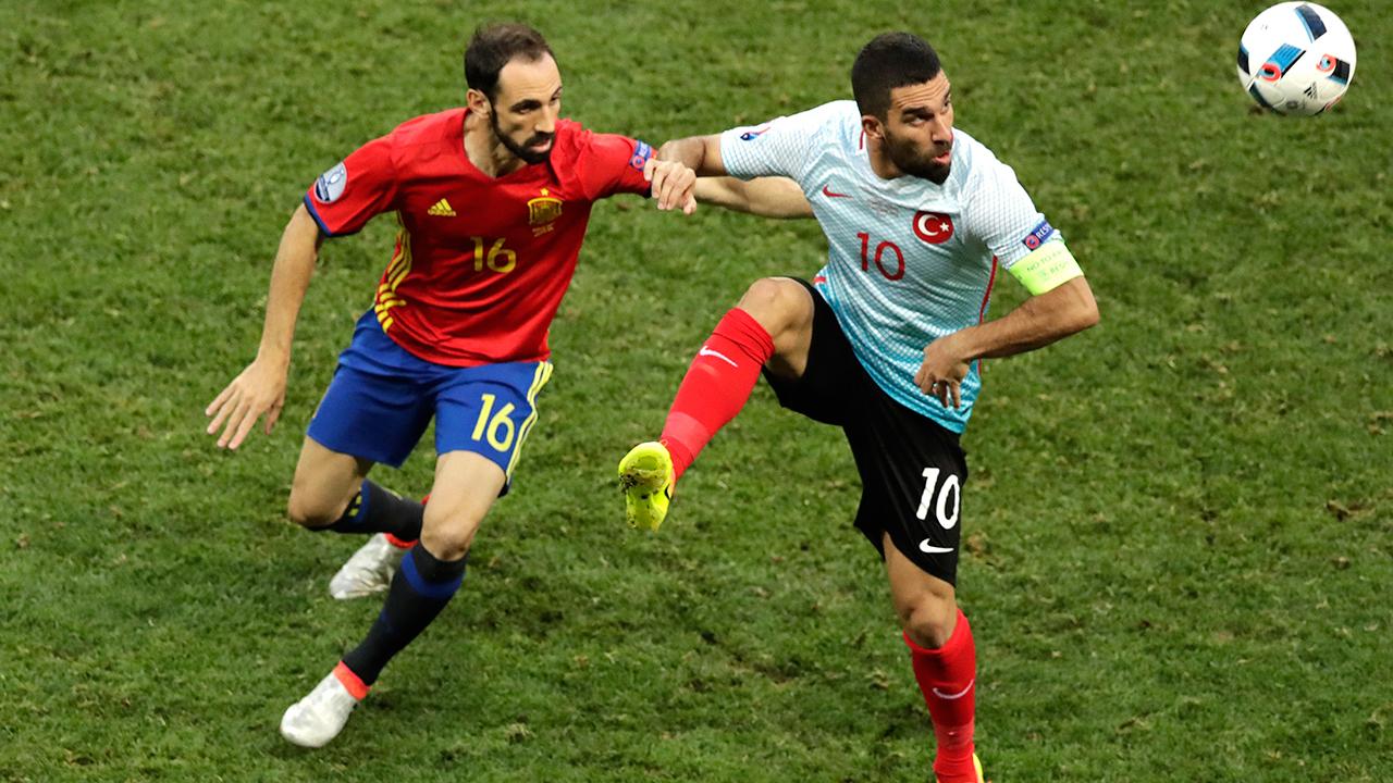Spanien Turkei