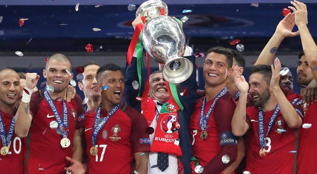 3e16d76044b Portugal heads to Russia with 13 players from Euro 2016 win ...