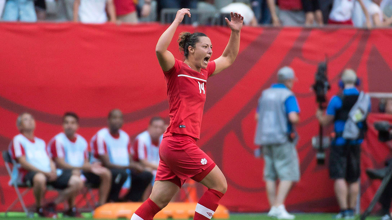 Three members of Canadian women's soccer team announce retirement