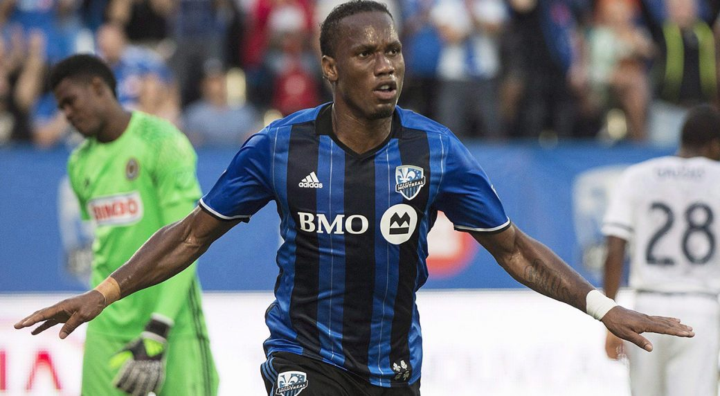 Impact advance with victory over DC United