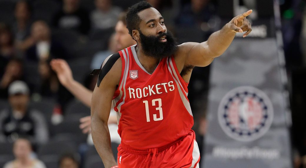 0f408754f6f6 James Harden announced as NBA Live 18 cover player - Sportsnet.ca
