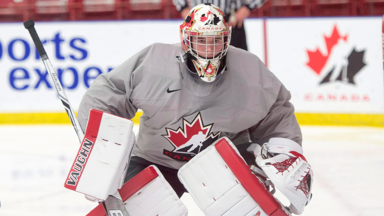 Hart A Strong Choice But Goaltending Still A Big Story For Canada