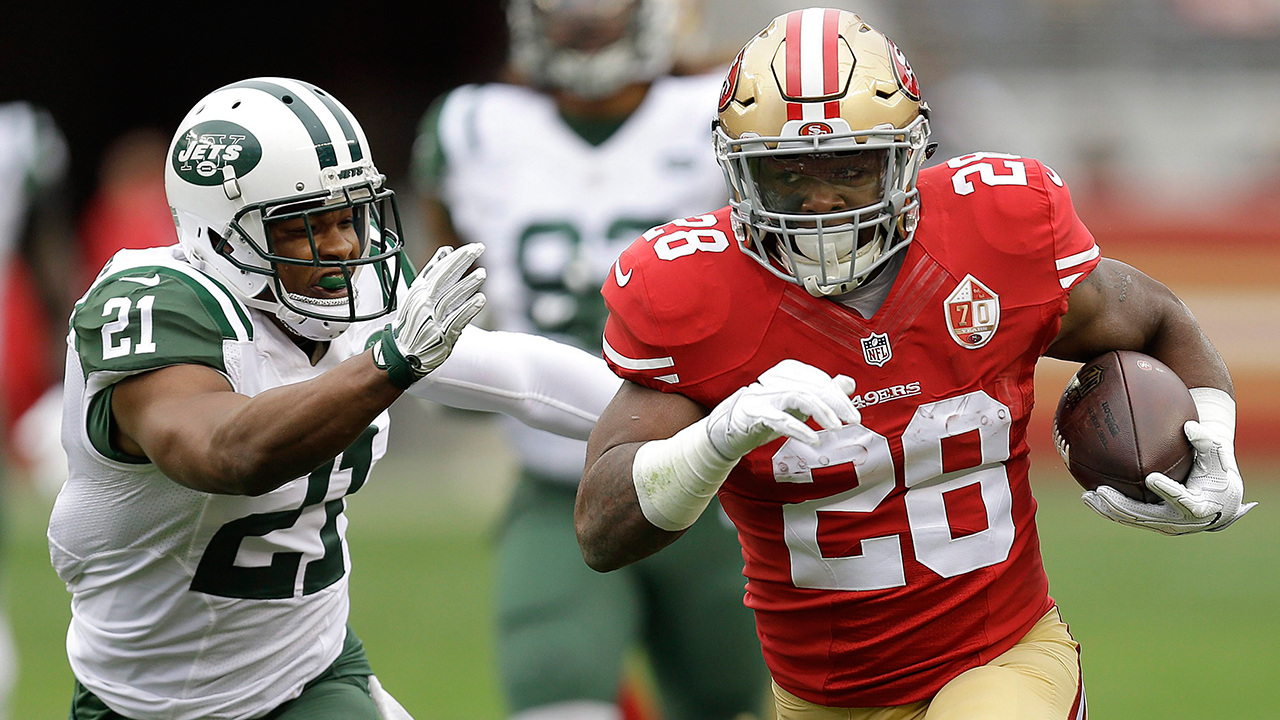 Jets place G... Carlos Hyde Fantasy