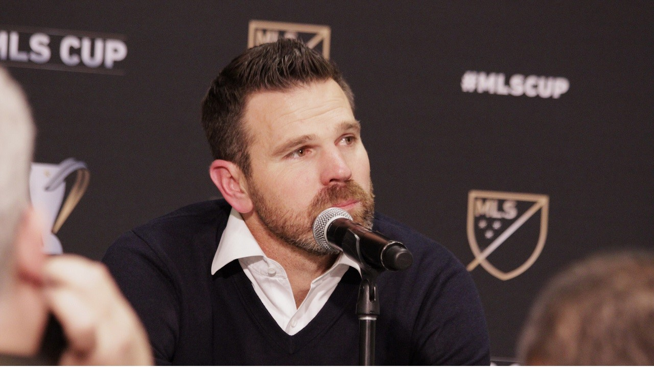 Father's Day Special: TFC coach Vanney is his father's son