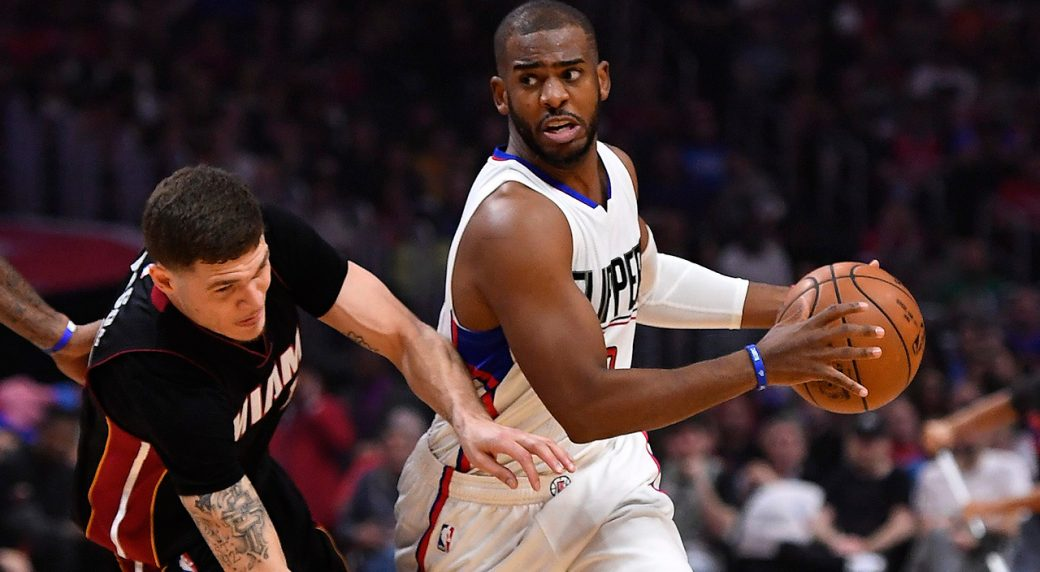 Clippers Trade Chris Paul To Houston