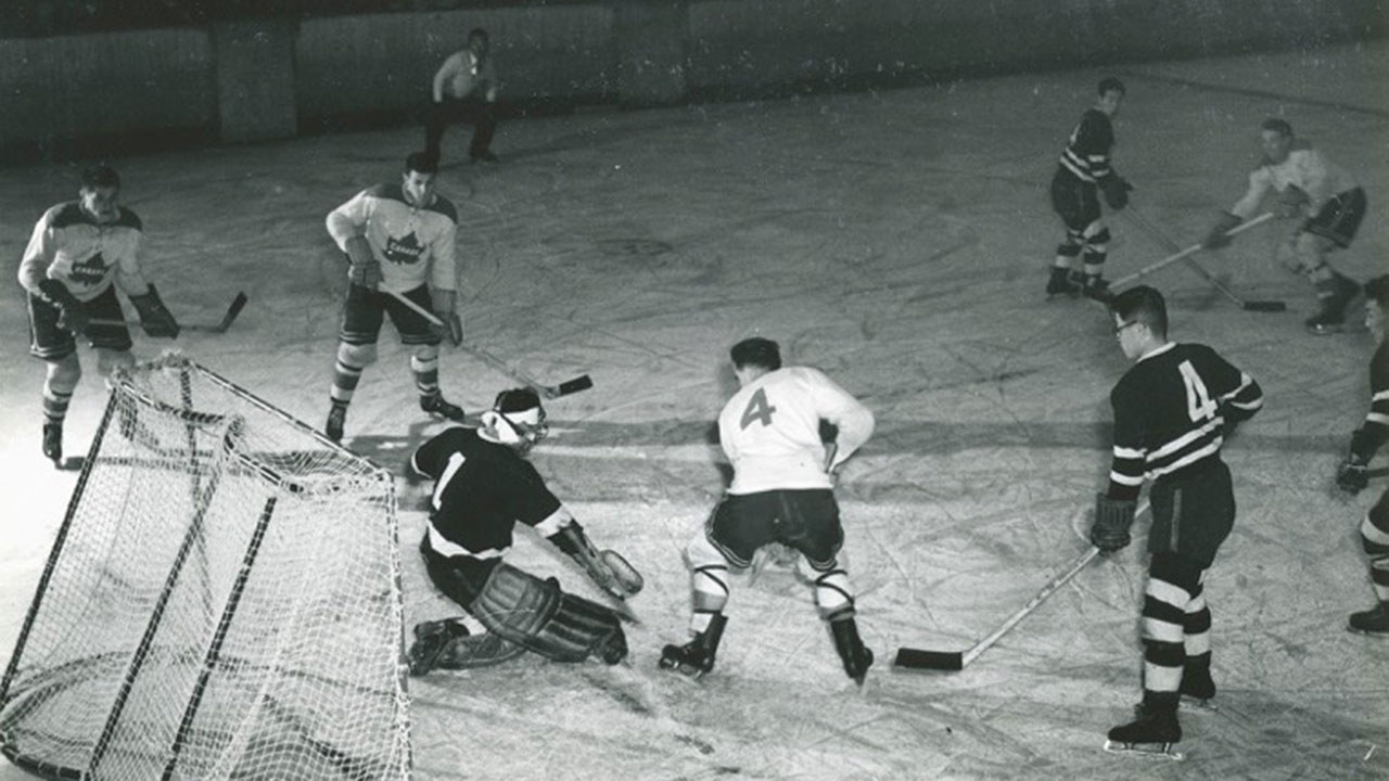 Big in Japan: The story of the 1954 Kenora Thistles