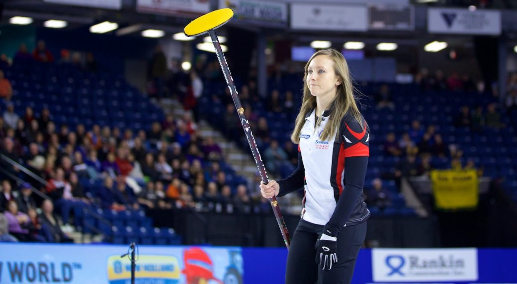 Northern Ontario finishes fourth at Scotties