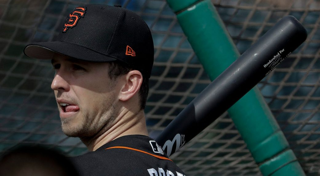8f04d5aad34 Buster Posey eager for fresh start