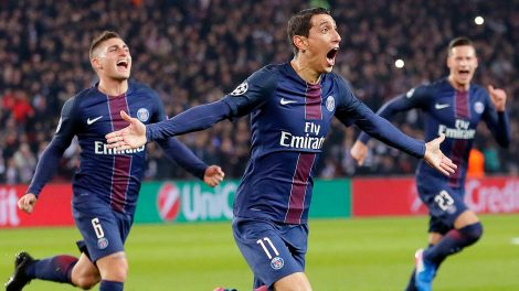 Champions league review watershed moment for psg