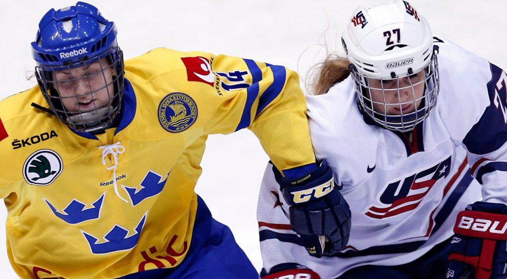 USA Hockey, women's national team reach agreement, settling wage dispute