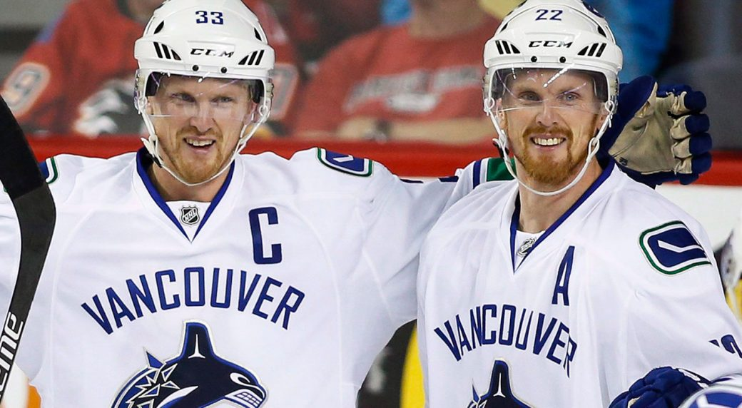Watch Live  Canucks  Sedin twins discuss decision to retire ... ec1c88a9e