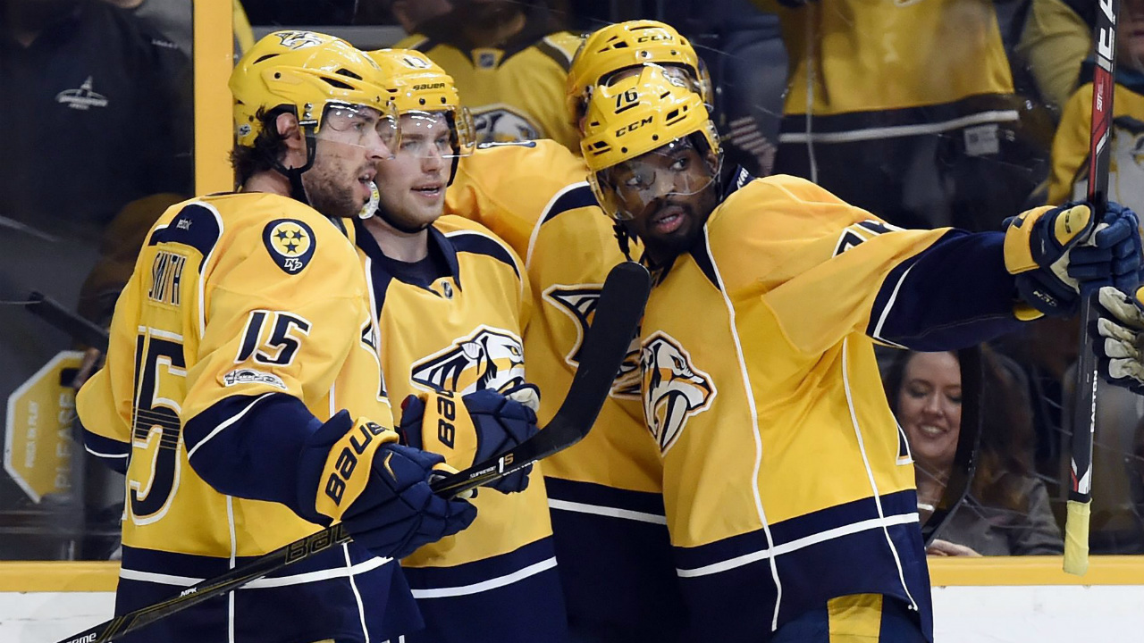 Why The Nashville Predators Are A Sleeper Stanley Cup Pick