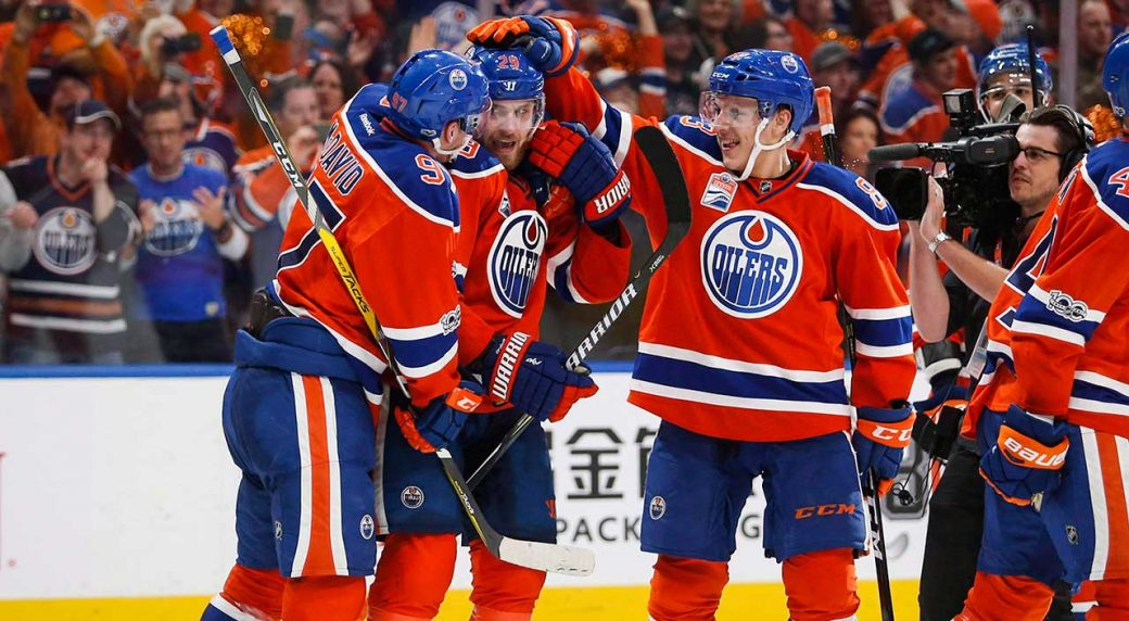 Draisaitl Has Blossomed Into Another Formidable Threat For Oilers