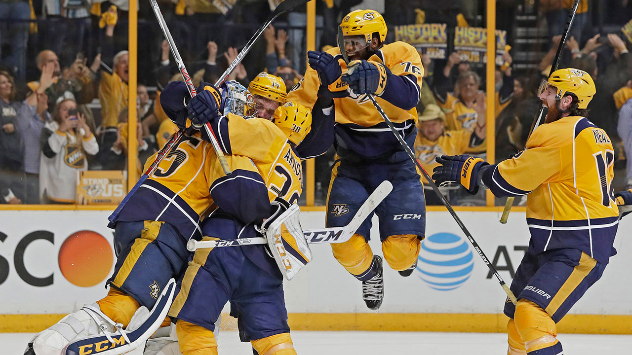 Stanley Cup Final matchup to watch: Predators defence vs. Penguins offence - Sportsnet.ca